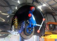 Wholesale Car Wheel Arch Fender Roller Fender Reforming Rolling Tool auto wheel arch fender roller