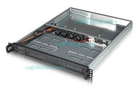Wholesale 1U server chassis U4 bay chassis Huntkey W rated power copper radiator