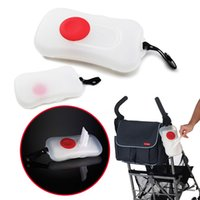 baby wipe boxes - Baby Convenient Portable Wet Wipes Boxes Carriage Pram Outdoor Use Transparent Box