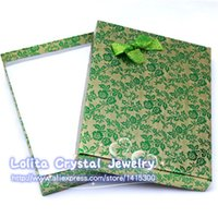 Wholesale Jewelry Packaging Luxurious Jewelry sets Gift Boxes box1