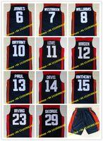 Wholesale youth Cheap Rev Basketball Jerseys Embroidery Sportswear Jersey S XL