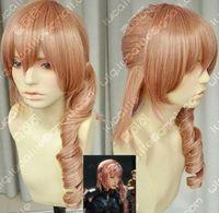 Wholesale gt Popular FINAL FANTASY SERAH FARRON mixed cosplay wig