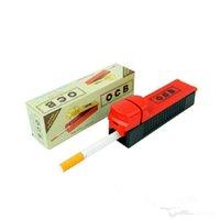 Nuevo paquete eléctrico del paquete del fabricante del inyector del rodillo de la máquina de balanceo del cigarrillo del filtro del tabaco eléctrico nuevo del tabaco envío libre