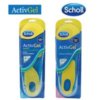 plastic clogs - Scholl Gel Activ Scholl Insole Activ Gel Soft Silicone Damping Insole For Men Women Luna Mini MIA Fit Silkn Flash Available