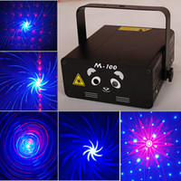 bar drawing - DHL USA stage Mini Red Bule Laser Light for Party DJ Bar Club Disco KTV room Christmas Effect lights with Muti effect drawing