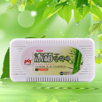 Wholesale Refrigerator deodorant advanced activated carbon bag in addition to smell smell odor deodorant box white box activated carbon g
