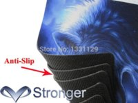 Wholesale Anti slip Mousepad mm Computer Mouse Pad Mat Optical Laser Mice Trackball Mouse padded exercise mat
