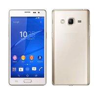 1: 1 GooPhone Z3 Mobile 5.0inch MTK6580 Quad core Android 6.0 8MP Caméra 512M RAM 4G ROM Afficher 64GB Afficher 4G LTE Avec logo