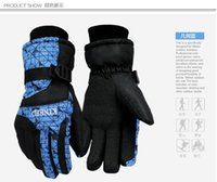 Wholesale High Quality Men s Ski Gloves Winter Motorcycle Gloves Outdoor Gloves Warming Thicken Waterproof Snowboard Gloves
