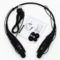 Wholesale 2015 HBS730 Stereo Wireless Headphones Sports Bluetooth Headset Headphone Earphone Gaming Auriculares Audifonos for Phones