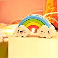 automatic night light switch - Colorful Battery Operated Night Light Lamp For Kids Baby Nursery Toddler Children Automatic LED Nightlight Sound Light Switch