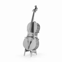 best instruments for kids - DIY D Puzzle Metal Violoncello Guitar Musical Instruments Model Leisure Educational Jigsaws Best Knowledge Gift for Kids