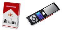 Wholesale 100 Digital Pocket Scale Balance Weight Electronic Kitchen Jewelry Scales gX0 g gX0 g gX0 g gram Cigarette Case