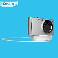 Magasins de détail Appareil photo numérique Affichage sécurisé contre le vol Anti-Rob avec plusieurs ports Alarme Recharge appareil de batterie White Livraison gratuite DHL
