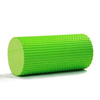 Wholesale x10cm inches EVA Yoga Pilates Fitness Foam Roller Physio Block Exercise Massage Gym Cure Trigger Point