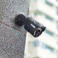 Wholesale ZOSI CH P HDMI Output DVR TVL P Outdoor Security Camera System Home Surveillance CCTV System HD P DVR kit