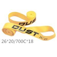 Acheter Tube 12 du pneu-DUST VTT vélo de route vélo pneu bandage de pneu Band Tube Protector 20mm Wide anti-crevaison vélo de ruban adhésif cycliste 2515002