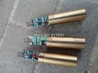 Wholesale Powerful Lab Laser DIY mW Green Laser Module nm Lazer Diode Show Lighting