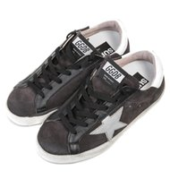 shoe in new york - New York in the Italian brand golden goose leather GGDB white males and females in flat shoes to wear Golden Goose