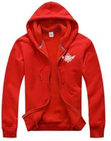 Wholesale Monster Hunter Meng Han New Totem Hoodie Coat Red Fashion Cosplay Happy Yohe