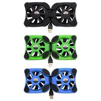 Wholesale 1pcs USB Port Mini Octopus Notebook Fan Cooler Cooling Pad For quot quot Laptop Hot Worldwide