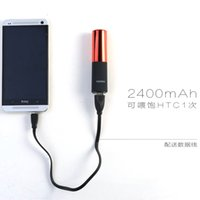 bank ideas - mah powerbank mobile phone mini mobile power charging treasure brand ideas lipstick mobile power bank for iphone and Samsung