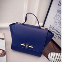 doctor bag - 2016 hot sales Lady Women PU Leather Handbags Fashion Original Brand Design package Soft Solid Tote Shoulder Bag Messenger bag