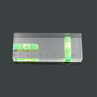 Wholesale High Precision Level Ruler Two Directions Submit Levels Square Column Spirit level Piece mm