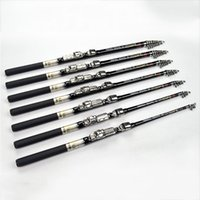 Wholesale SHB JG42 Fishing Rod Carbon m m Spinning Telescopic Carbon Fiber fishing tackle Los Angeles pole