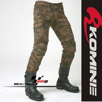Wholesale 2016 new style High quality motrcycle jeans racing pants riding off road jeans have protection men s slim jeans motorcycle clothing y