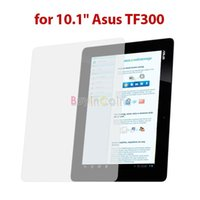 asus hd tablet - HD Clear LCD Screen Guard Shield Film Protector for Asus TF300 Tablet PC quot