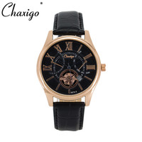 alibaba express - Fashion Leather Analog Quartz Wrist Watches low cost online shopping custom brand alibaba express best selling leather band men watches