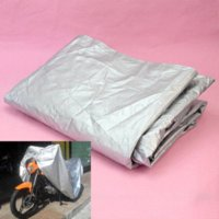 Wholesale New Motorcycle Motorbike Waterproof Snow Rain Cover Anti Dust Protection Silver motorcycle gas tank protector motorcycle helmet open face