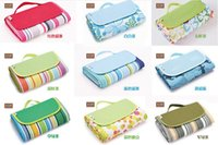 Wholesale 145 CM Creative Moisture Pad Portable Outdoor Picnic Mat Oxford Waterproof Camping Mat