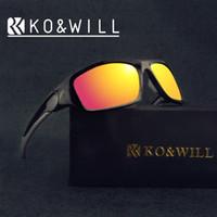 al por mayor glasse diseñador-Válvula Diseño de marca Venta al por mayor Moda clásica gafas de sol rápidas hombres radar Marca Diseñador Plata ley Sport Sun gafas al aire libre Glasse Oculos