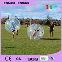 Wholesale mm PVC m Air Bumper Ball Body Zorb Ball Bubble football Bubble Soccer Zorb Ball For Sale