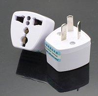 australia new zealand travel - Hight Quality Power Adapter Travel Adaptor US UK EU to Universal AU Plug Charger pin AU Converter For Australia New Zealand