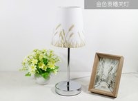 Wholesale USA Style Fashion Light Three dimensional Warm Yellow Color Of The Regulating Of Lamp Used In Desk Or Bedroom