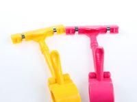 Wholesale Large color clip POP advertising price tag thumb clip clip supermarket shelf labels