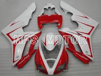 Wholesale Brand New For Triumph Daytona ABS Fairing Injection Daytona Bodywork Kit Red