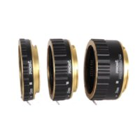 Wholesale Gold Auto Focus Macro Extension Tube for CANON EOS D D D D D D