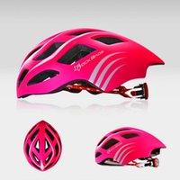 Wholesale ultralight bicycle helmet bicycle helmet integrally molded road motorcycle helmet g cm