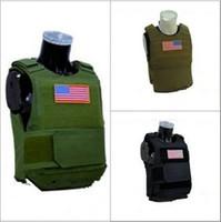 Wholesale Professional Tactical Vest Army Military Molle Combat Vest Airsoft Paintball CS Waregame Combat Vest