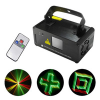 laser light show - New Xmas SUNY Remote DMX D Effect mW Laser Show Lighting Scanner Party Light LED Projector Mixed