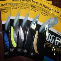 Wholesale badminton racket string BG Ti