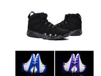 basketball laker - Laker Retro IX Mens basketball shoes Sneaker Kobe Bryant PE OUTDOOR sports shoes athletic women footwear boots trainer