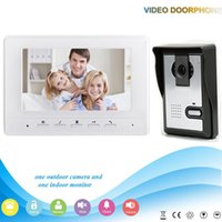 audio video manufacturers - XSL V70H L V1 XSL manufacturer inch Color Water proof Video door phone system and audio intercom door phone for villa