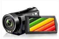 Wholesale Taiwan odar V7 high definition digital video camera flash DV1080p travel home million pixels times zoom Italian designer