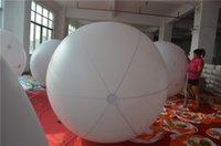 balloon thickness - mm Thickness PVC m diameter Giant advertising helium balloon