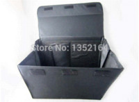 Wholesale Rear trunk storage box auto car storage bag for Skoda Octavia auto interior accessories